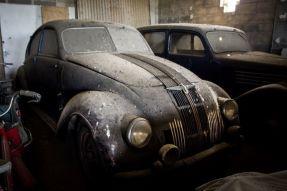1937 Adler 2.5-litre