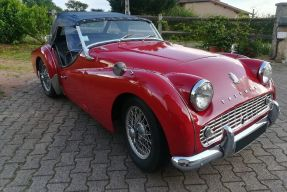 1962 Triumph TR3A