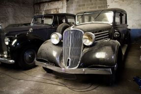 1935 Renault Vivaquatre
