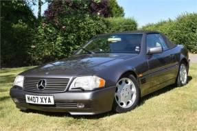 1995 Mercedes-Benz 500 SL