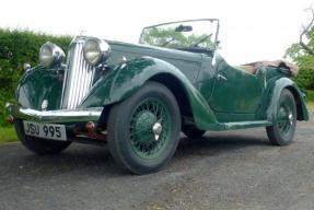 1936 Talbot Ten