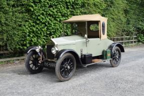 1922 Wolseley Ten
