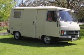 1981 Peugeot J9