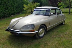 1970 Citroën ID