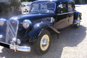 1951 Citroën 15/6