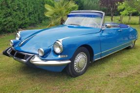 1963 Citroën ID