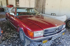 c. 1973 Mercedes-Benz 350 SL