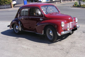 1951 Renault 4CV
