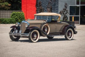 1931 Chrysler Roadster