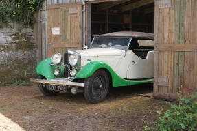1937 Talbot AV105