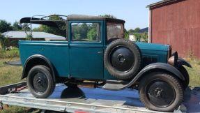 1935 Peugeot 201
