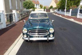 1960 Peugeot 403 Cabriolet