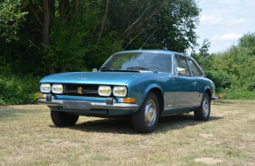 1971 Peugeot 504 Coupe