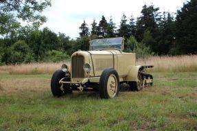 1929 Citroën Kégresse