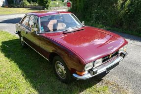 1973 Peugeot 504 Coupe