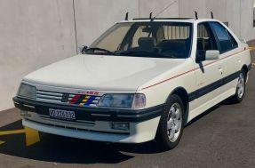 1992 Peugeot 405