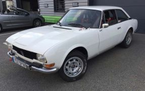 1977 Peugeot 504 Coupe