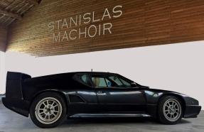 1991 De Tomaso Pantera 90 Si