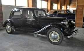1950 Citroën 11