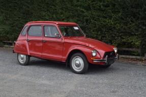 1982 Citroën Dyane
