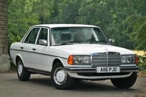 1983 Mercedes-Benz 280 E
