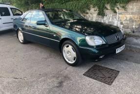 1997 Mercedes-Benz CL 600