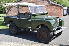 1955 Land Rover Series I