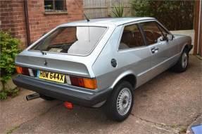 1982 Volkswagen Scirocco