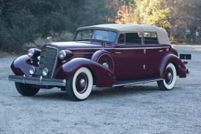 1935 Cadillac V-12
