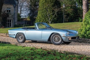 1966 Maserati Mistral Spyder