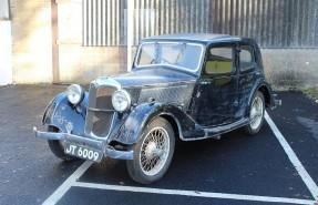 1936 Riley 9hp