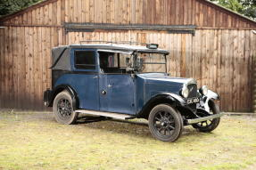 1938 Austin Taxi