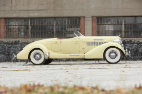 1935 Auburn Eight Supercharged Speedster