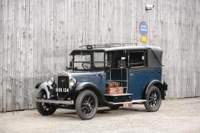 1935 Austin Taxi