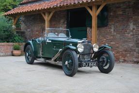 1938 Frazer Nash TT Replica