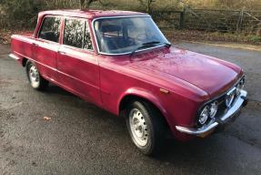 1976 Alfa Romeo Giulia