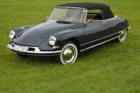 1962 Citroën DS