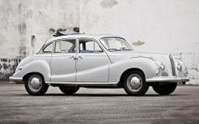 1958 BMW 501