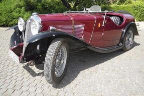 1935 Wolseley Hornet
