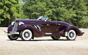 1936 Auburn Eight Supercharged Speedster