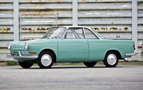 1965 BMW 700