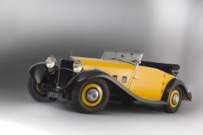 1933 Delage D8