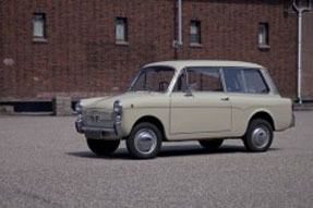 1967 Autobianchi Bianchina