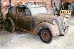 1936 Opel Kadett