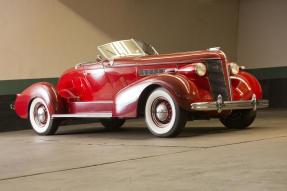 1937 Buick Boattail