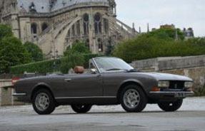 1976 Peugeot 504 Cabriolet