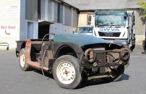 1955 Triumph TR2