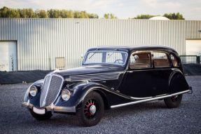 1936 Renault Nervastella