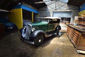 1934 Citroën Rosalie