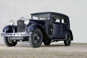 1929 Ballot RH3
